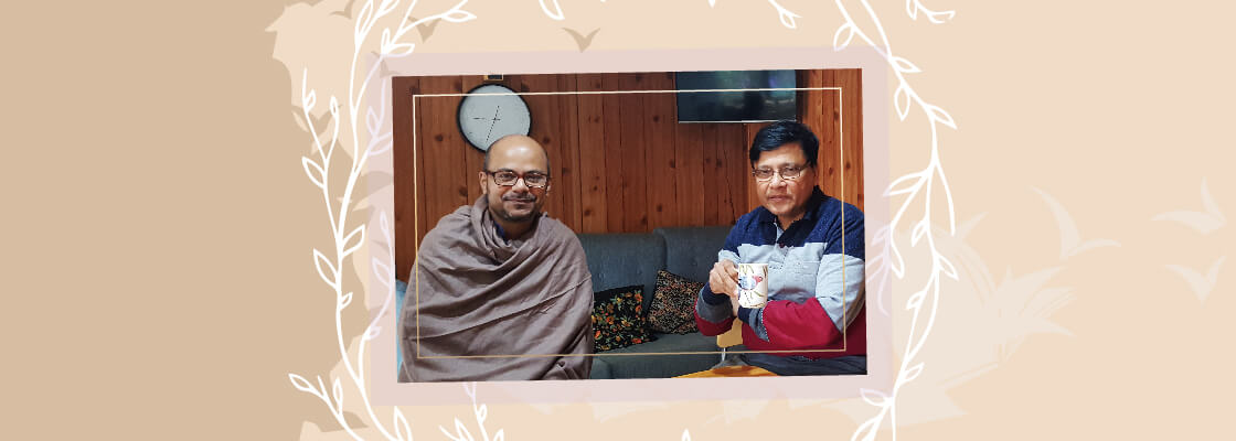 Author Srijato Banner Image